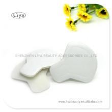 Design élégant flocage Powder Puff pour maquillage