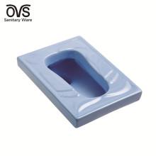 foshan sanitaires mini toilette pan