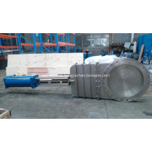 NON RISING KNIFE GATE VALVE