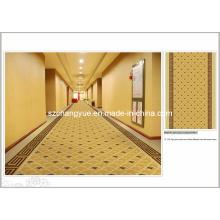 Moderne bedruckte Nylon Wand zum Wand Hotel Teppich