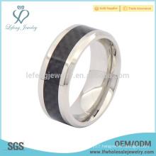 2016 newest carbon fiber wedding ring