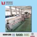 Machine de fabrication de saucisses tordues