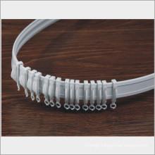 cheap prices plastic curved shower rod curtain rail,modern american curtain