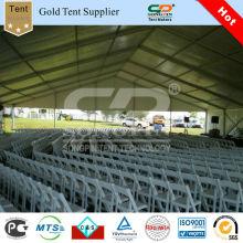 Tente de réunion en cadre d'aluminium 20mX40m