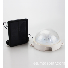 Lámpara de pared solar al aire libre portable