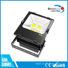 CE, luz de inundação exterior do diodo emissor de luz 100W do encaixe de RoHS