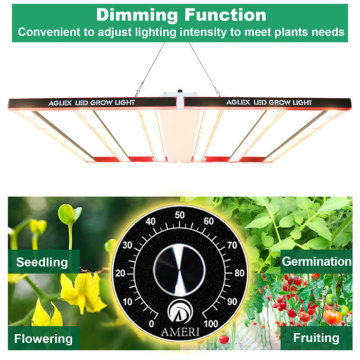 Inicio Planta LED Grow Light Bar Full Spectrum
