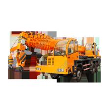 Grue mobile hydraulique de camion de 16 tonnes