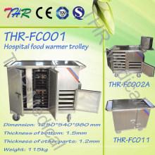 Carro eléctrico de la comida de la calefacción (THR-FC001)