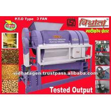HIGH Thresher output machine
