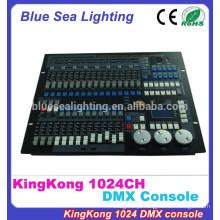 2015 hotsale KingKong 1024CH controlador DMX