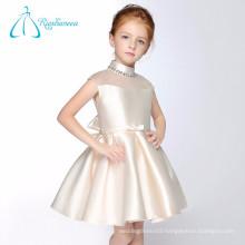 Custom Made Real Photos Wedding Dresses for Little Girls