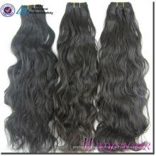 2017 neue Ankunft Letzte 12 Monate Kambodschanische Cuticle Aligned Virgin Haar 10A Wellenförmige Haarverlängerung