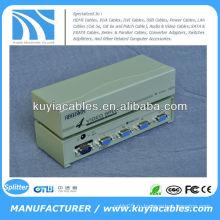 4 порта VGA разделительная коробка 250MHZ