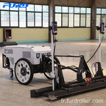 2-wheel Mini Laser Concrete Screed for Sale