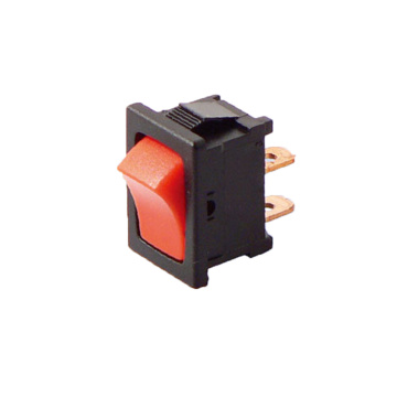 2 Positie Momentary Boat Rocker Switch
