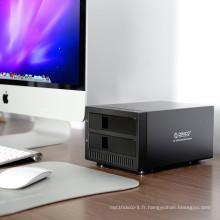 ORICO 9928U3 Boîtier de disque dur SATA USB 3.0 HDD de 3,5 pouces