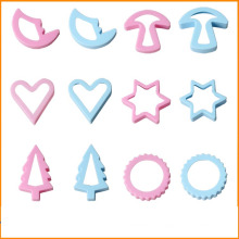 Silicone Biscuit Cookie Mould Cookie Cutter