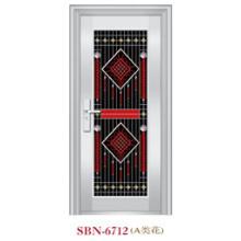 Stainless Steel Door for Outside Sunshine (SBN-6712)