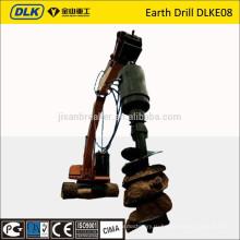 для 6-8 тонный экскаватор сверла земли DLKE08