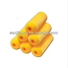 """Hot Selling Sj81351 4"""" Mini Foam Sponge Paint Roller Refill"""