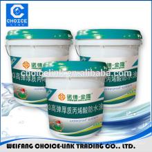 Environment Friendly Liquid JS Polymer Cement Based Bathroom Waterproof Coating