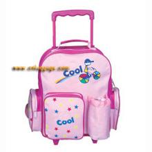 """14"""" Pink Trolley School Bag"""