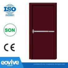 Puerta interna, puerta madera, puerta