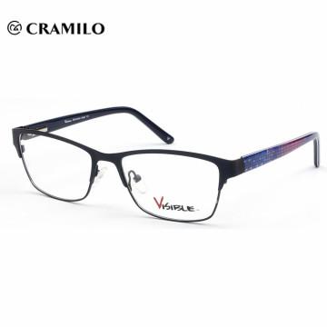 Gafas ópticas, Tai Zhou venta caliente para hombre de metal gafas ópticas