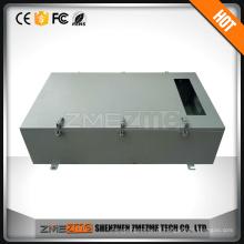Usinagem de precisão de serviço CNC Fabricante de peça de chapa metálica de estampagem
