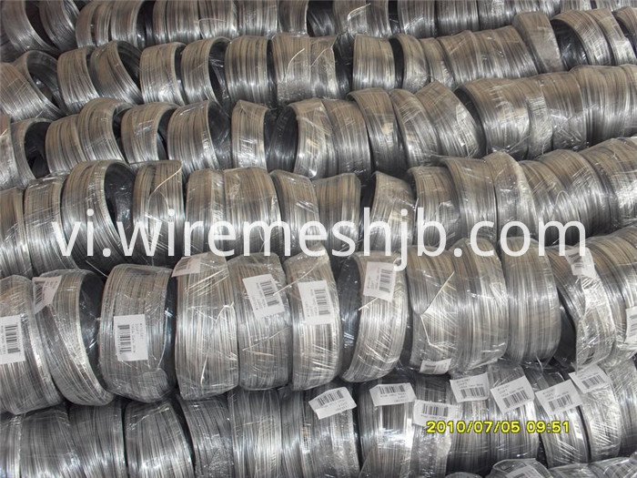 Small Packing Galvanized Wire
