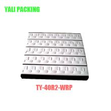 Кожаная подставка для витрин40 Зажимы для подносов (TY-40R2-WLRP)