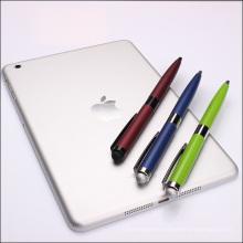 Lápiz óptico popular de la pantalla táctil de la fuente de oficina con el logotipo Tc-Ts018
