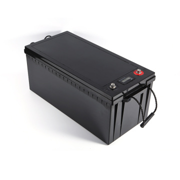 12.8v 180Ah Lithium Battery Backup Support de l'alimentation