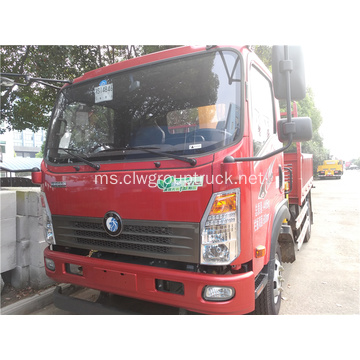FAW 4160mm Wheelbase Transport Crane Truck