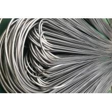 Aplicación de intercambiador de calor Tubo de bobina de titanio