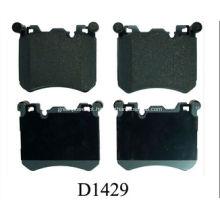 Peças de reposição de travão de disco de cerâmica D1429 34116793643 para BMW MX6