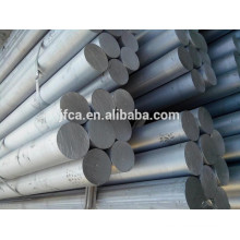 1050 pure aluminum round bar with mill finish surface