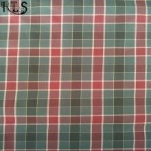 100% Cotton Stripe Poplin Woven Yarn Dyed Fabric for Shirts/Dress Rls50-29po