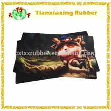 Hot Selling Teemo LOL Gaming Mouse Pad Game Mat