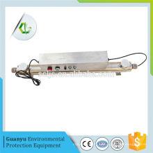 Tragbare gepulste reine Wasserproduktion Ausrüstung whith uv Sterilisator