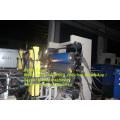Толстые доски линия PP Штранг-прессования PE, толстые листы Экструзионного оборудования