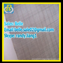 Galvanized Black Wire Cloth Mesh use for the filter