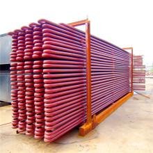Power Station CFBC Boiler Pressure Parts Superheater