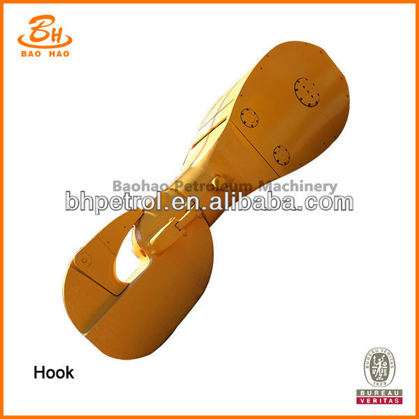 API-Standard-Hook-And-Travelling-Block-For