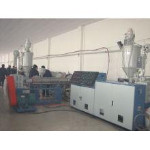 Tubulação de água e gás de PPR PE linha de extrusão