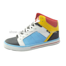 china latest shoes design 2013 men skate Shoes pictures