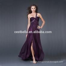 Heiße reizvolle Abendkleid-Abschlussball-Kleidclubabnutzung ein Schultercocktailkleid