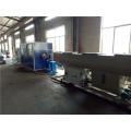 Tubo plástico de PE PP HDPE PVC PPR que hace la protuberancia de la máquina