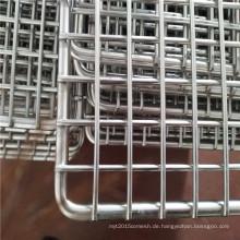 Rostfreier Stahl-Maschen-Behälter des Nahrungsmittelgrad-316L für das Backen